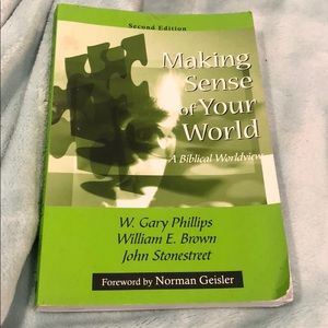 Making Sense Of Your World Book
